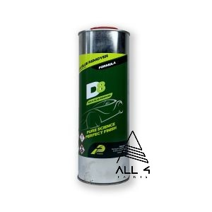 PURIS D8 TAR and Glue Remover
