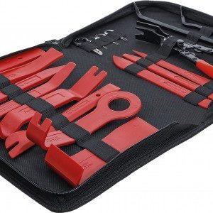 BGS Kit de leviers et pince pour garnitures