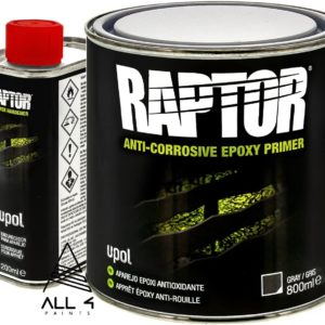 Raptor Anti-corrosive epoxy primer 1L