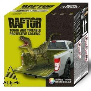 Raptor Kit teintable avec couleur au choix