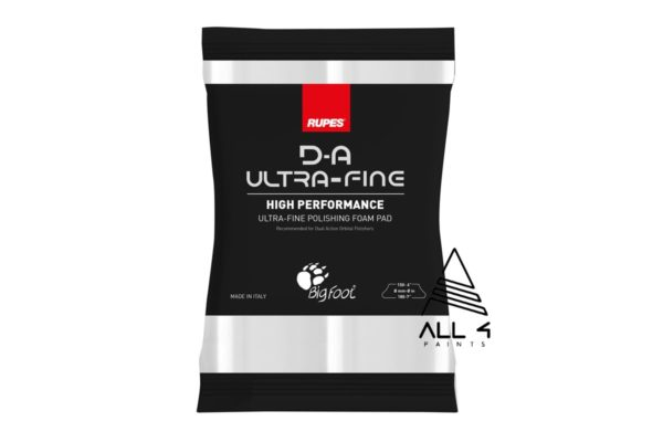 RUPES Pad High performance ultra fine DA Blanc